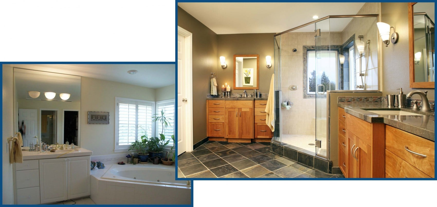 Northwest Portland Bathroom Remodel Design