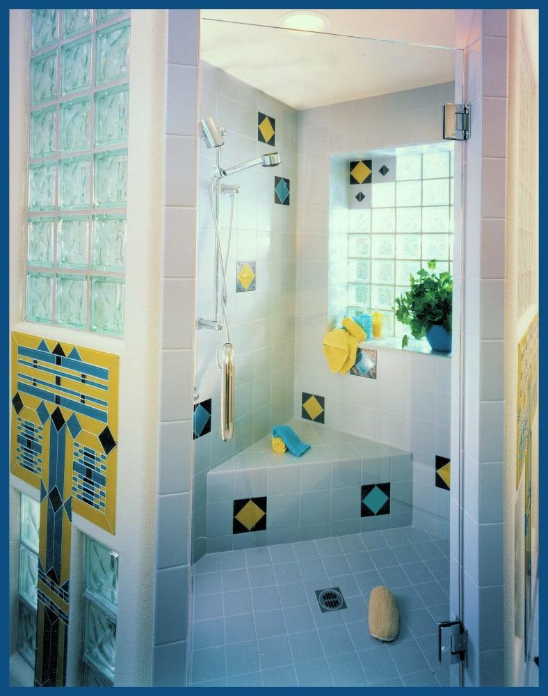 Portola Valley Shower Redesign