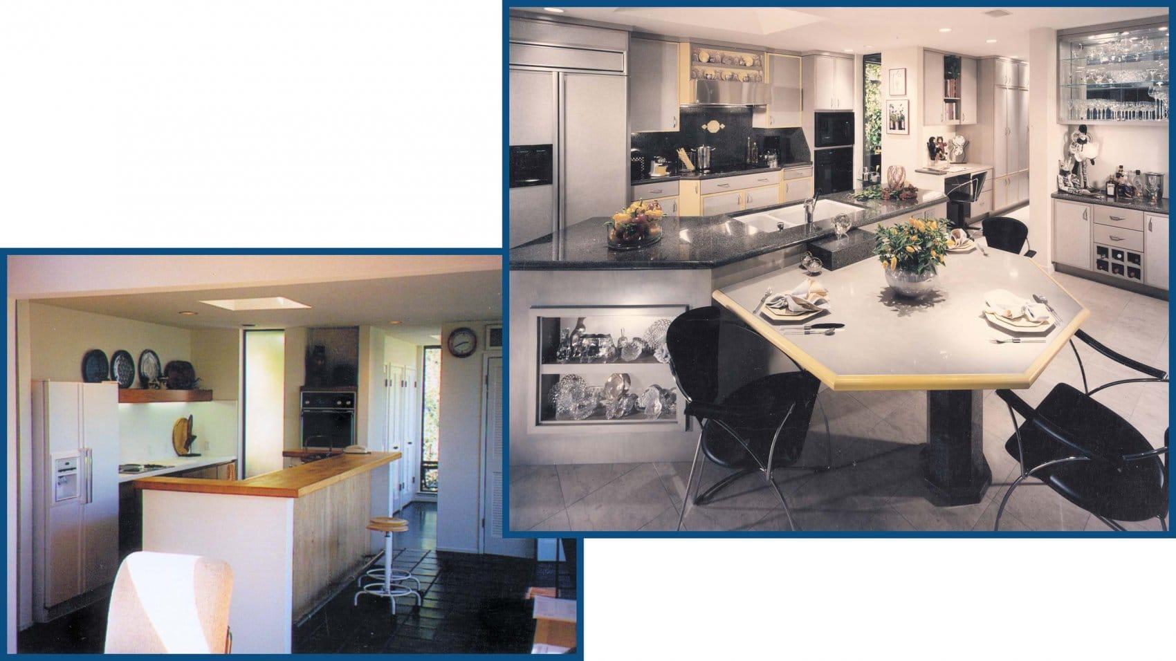 Portola Valley Kitchen Design