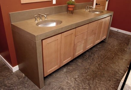 Countertops Concrete
