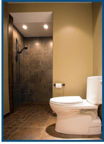 Accessible Bathroom in West Linn
