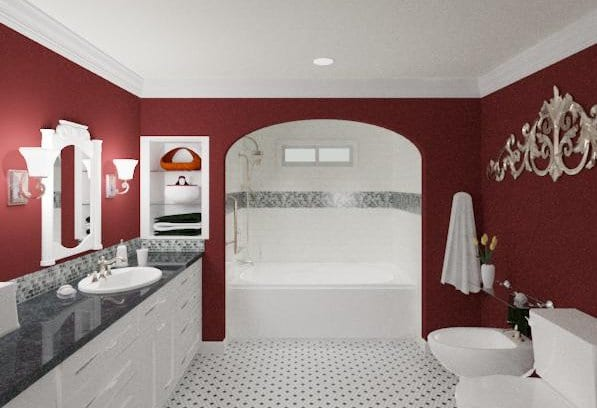 Testimonial about remodeled bathroom and kitchen