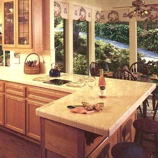 SOPHISTICATED-WHIMSICAL KITCHEN