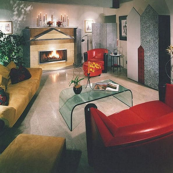 1970 Rmodeled Townhouse Living Room
