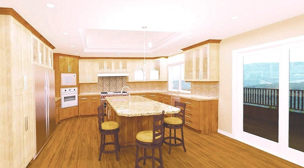 Testimonial about kitchen plans and Virtual Reality perspective