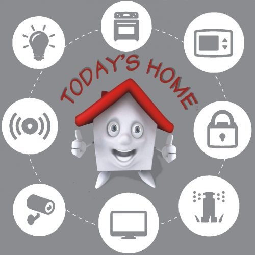 Smart Home Technology and the Today's Home Mascot