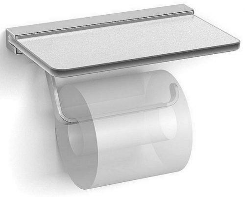 novel bathroom tissue holder