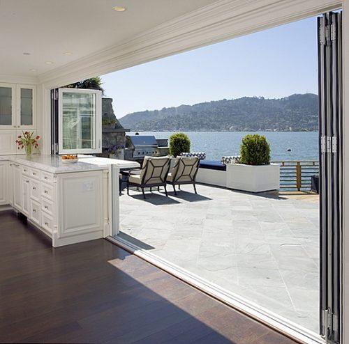 Doors-Windows Opening View