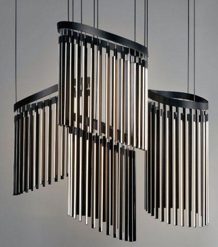Chime LED lchandelier