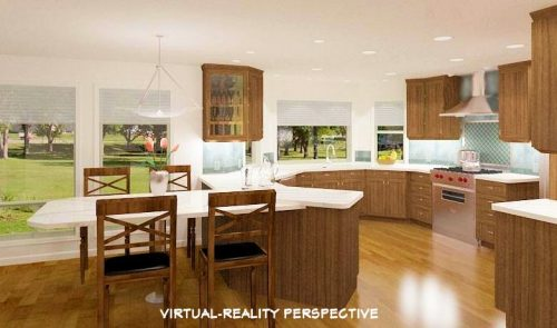 Virtual-Reality Perspective