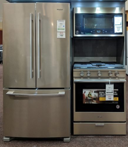 Recent Topics: Whirlpool Appliance, New Color