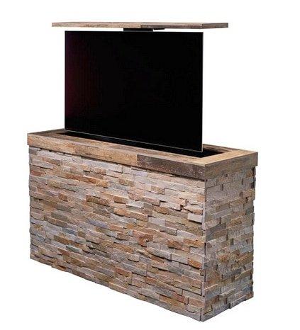 Cabinet-Tronix Exterior TV Lift