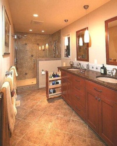 Best bathroom details for a personal retreat