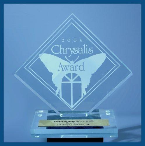 National Award for Best Kitchen Addition-Remodel