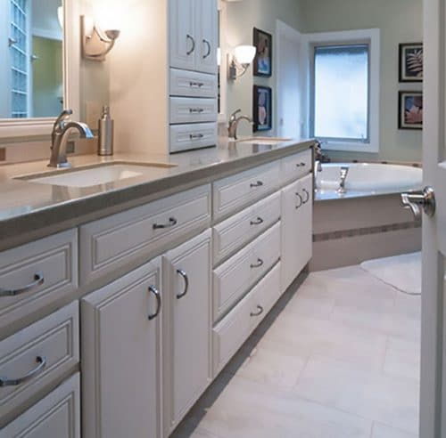 Designer Fee for Master Bathroom in Vancouver was $3,645