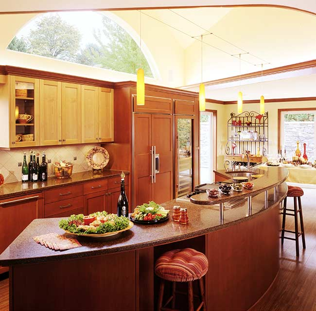 1970's Ranch Home Kitchen Addition