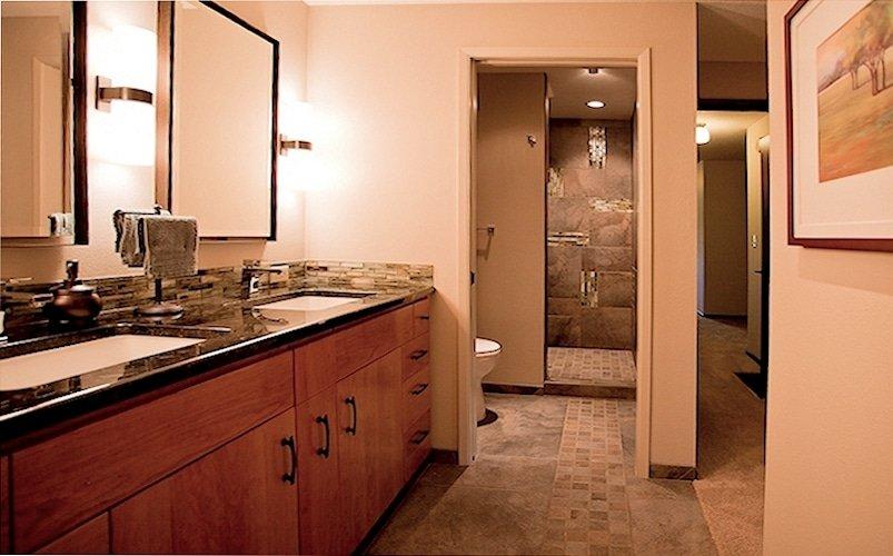 Master Bathroom, Guest Bathroom, New Accessible Bathroom