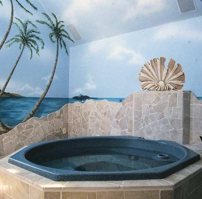 Hot Tub Family Retreat