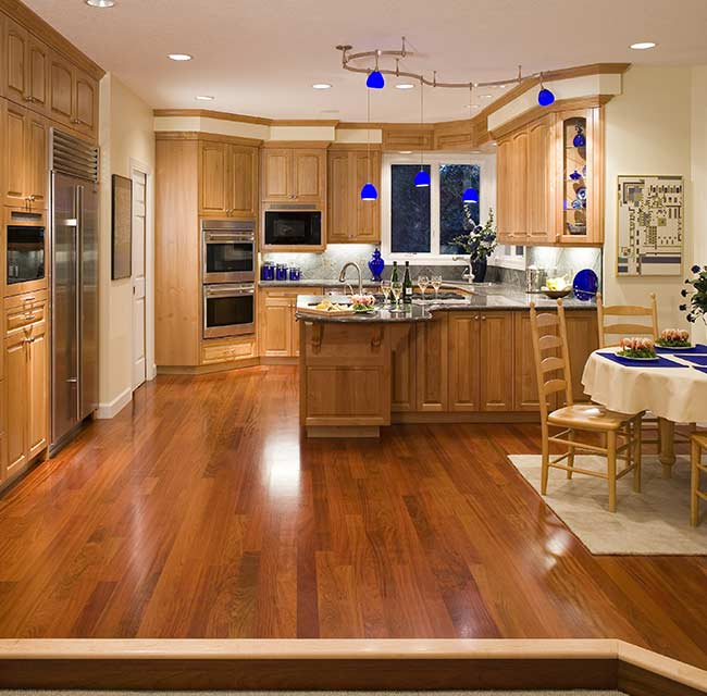 Multiple user Family Kitchen In Tualatin
