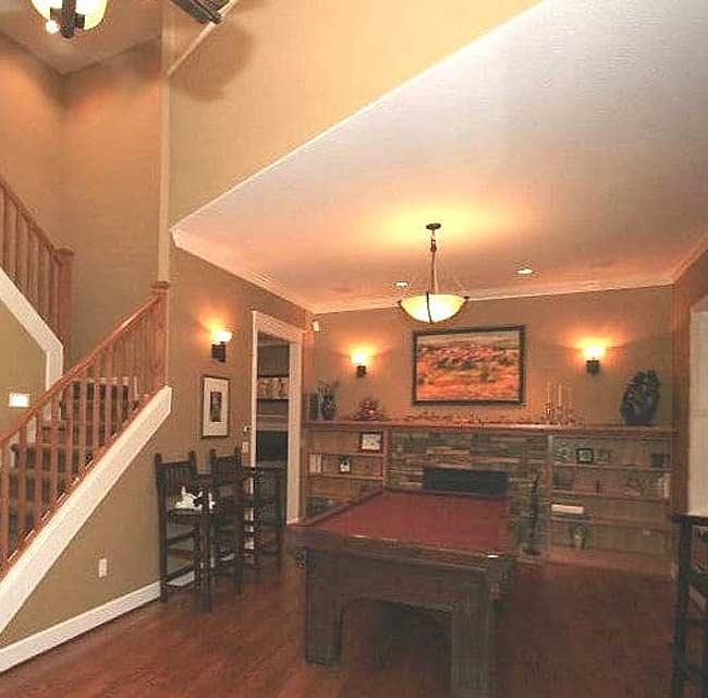 Remodeled Craftsman Living Room