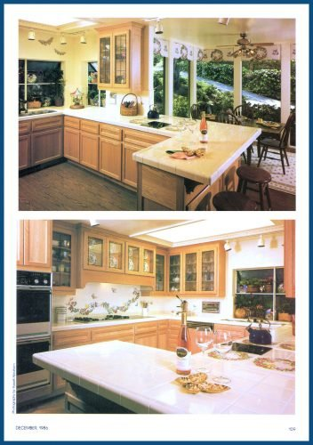 """Carnival"" kitchen magazine article, Page 4"
